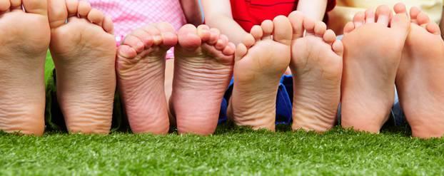 Gezonde voeten zijn blije voeten